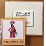 Biones of Africa